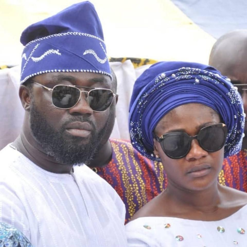 Mercy Johnson Still Has Not Recovered After Her Mother's Death