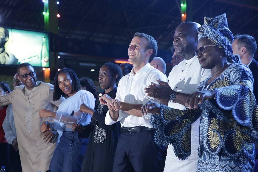 11-Year-Old Nigerian Draws French President Emmanuel Macron (4)