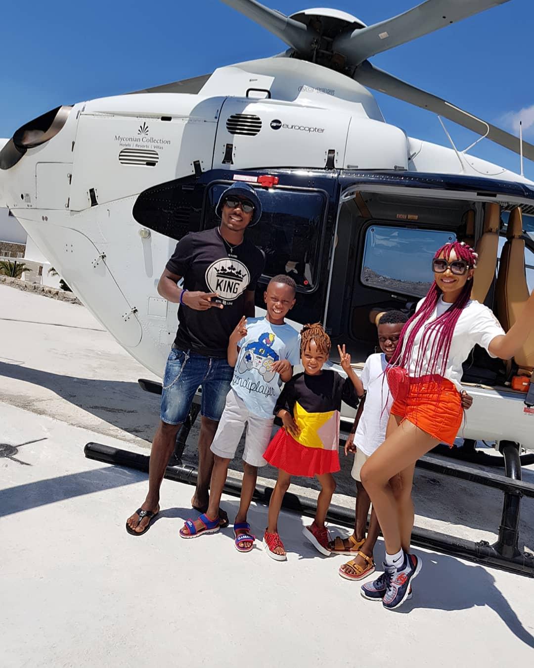 Jude Ighalo Shares Beautiful Family Photo (3)