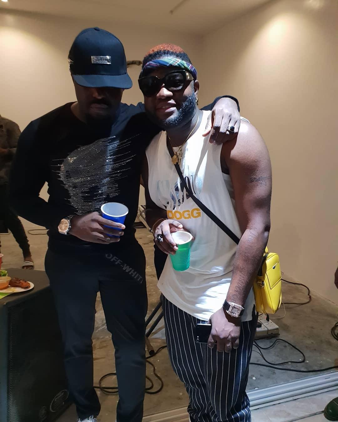 Paul Okoye's Twins 1st Birthday Bash (5)