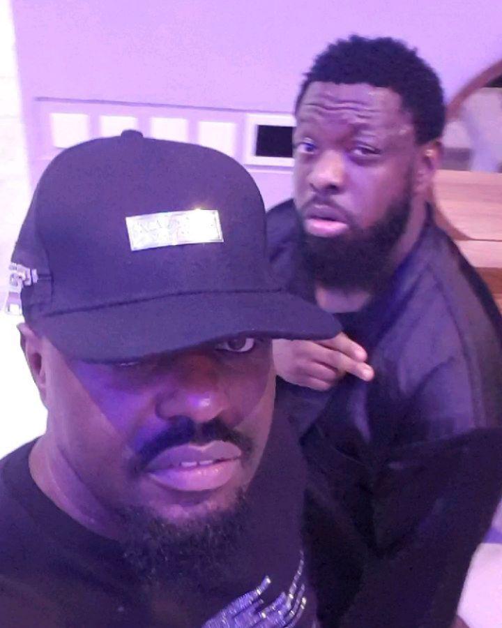 Paul Okoye's Twins 1st Birthday Bash (3)