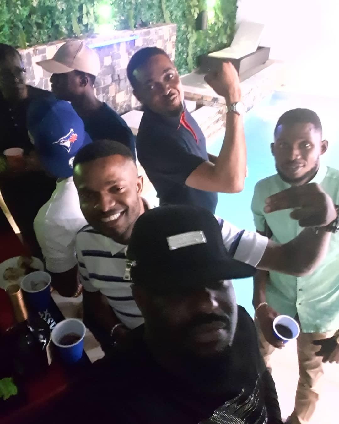 Paul Okoye's Twins 1st Birthday Bash (4)