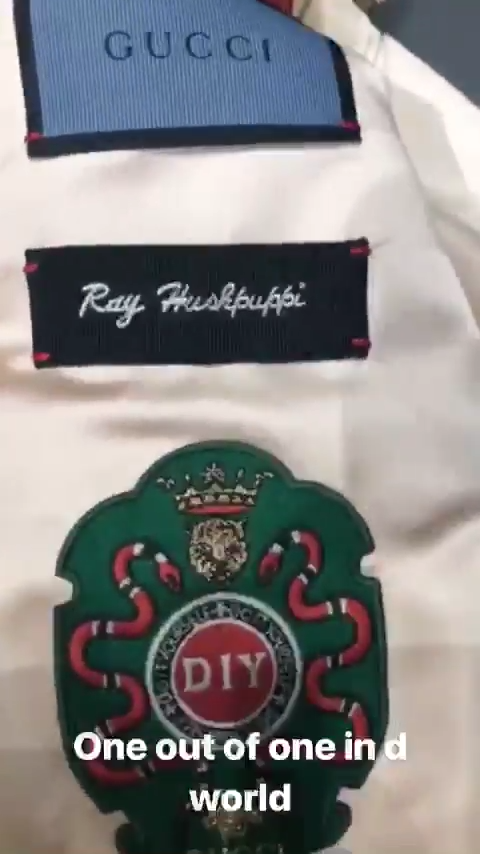 Hushpuppi Spends N5million On Two Gucci Jackets (5)