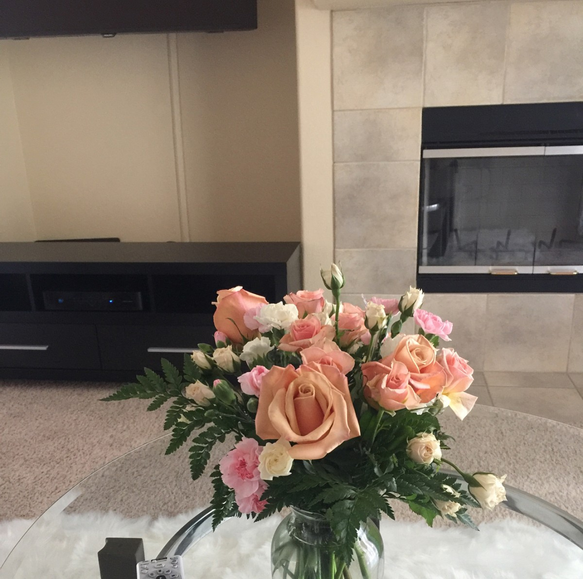 Georgina Onuoha Shows Off Her New House In The US (8)