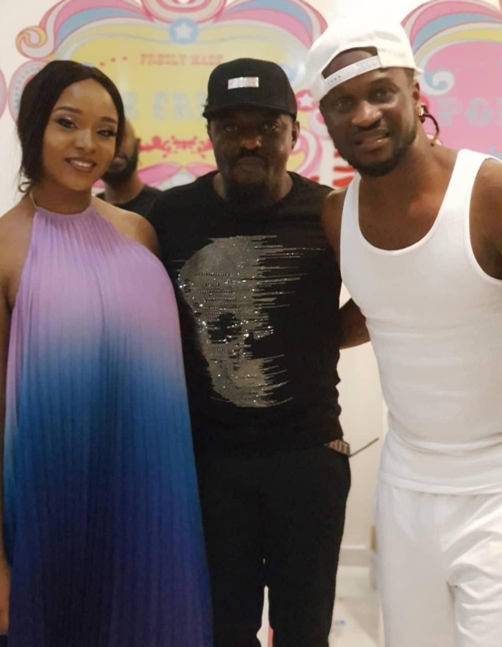 Paul Okoye's Twins 1st Birthday Bash (6)
