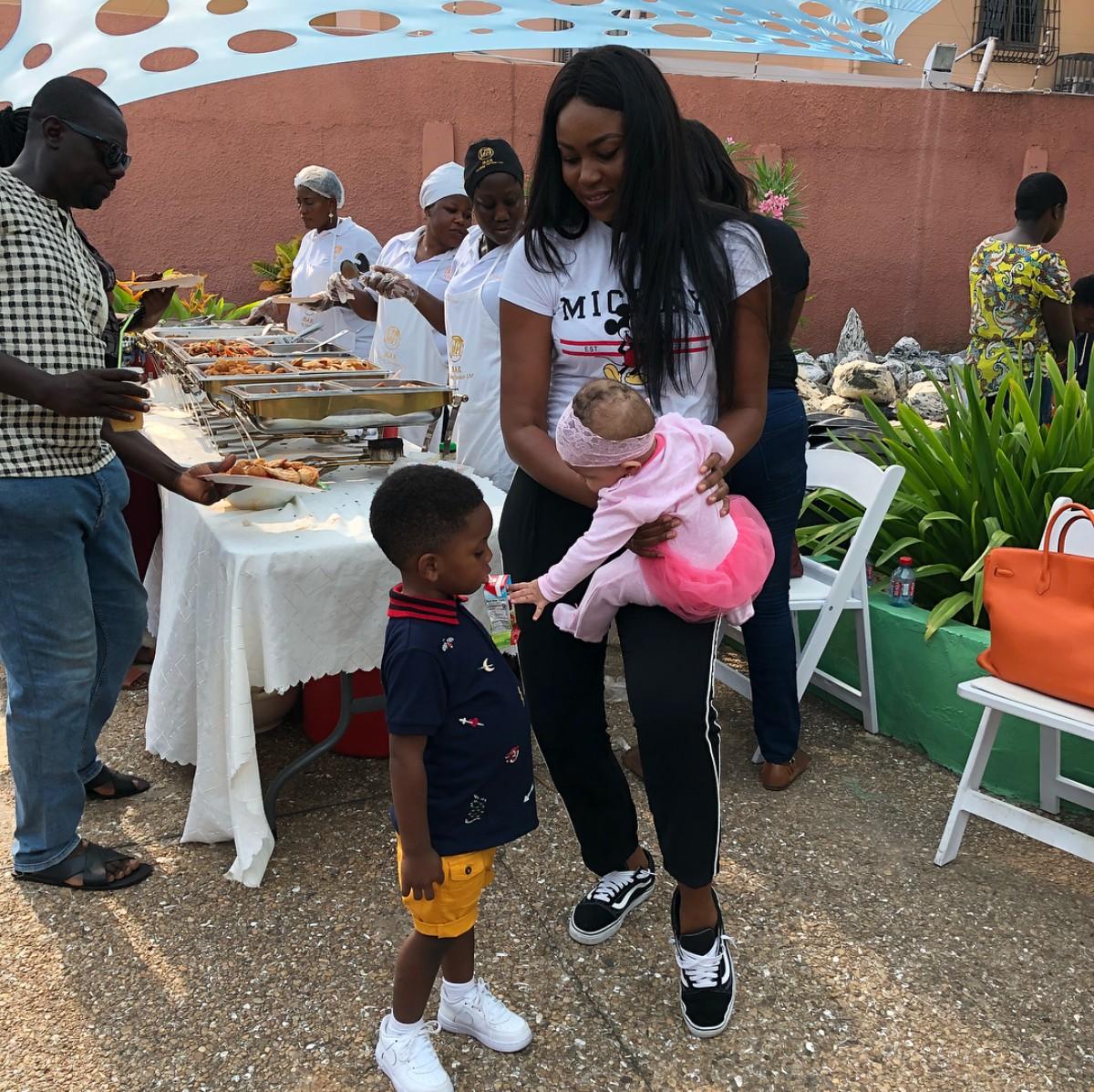 Birthday Bash Of Sulley Muntari's Son (6)