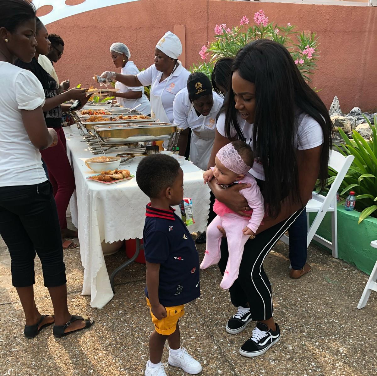 Birthday Bash Of Sulley Muntari's Son (7)