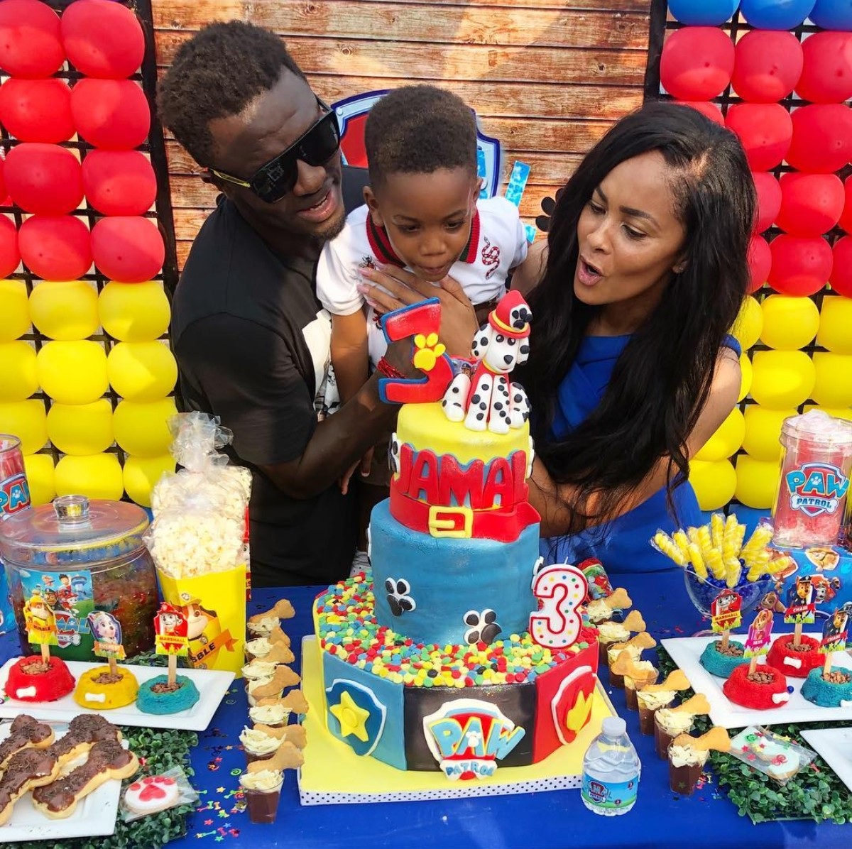 Birthday Bash Of Sulley Muntari's Son (2)