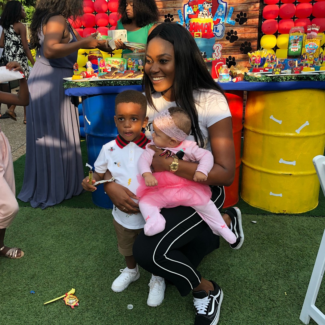 Birthday Bash Of Sulley Muntari's Son (3)