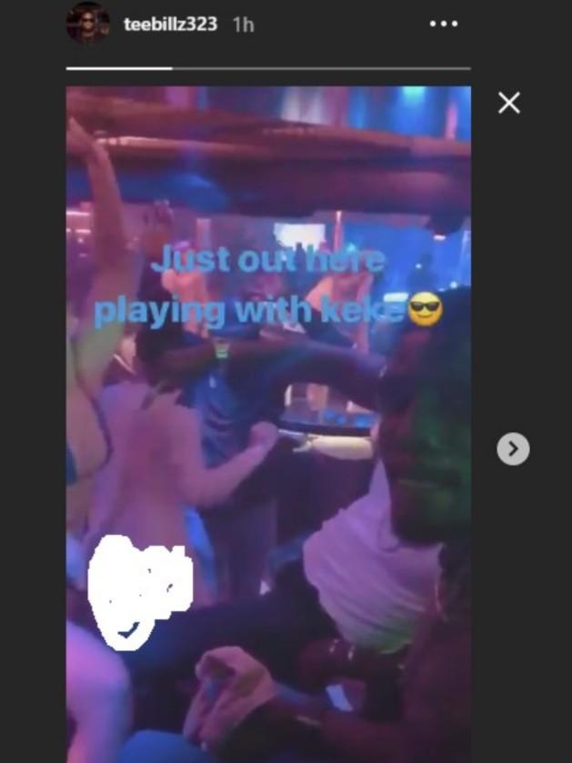 Tiwa Savage's Estranged Husband Teebillz Hits The Nude Strip Club (4)