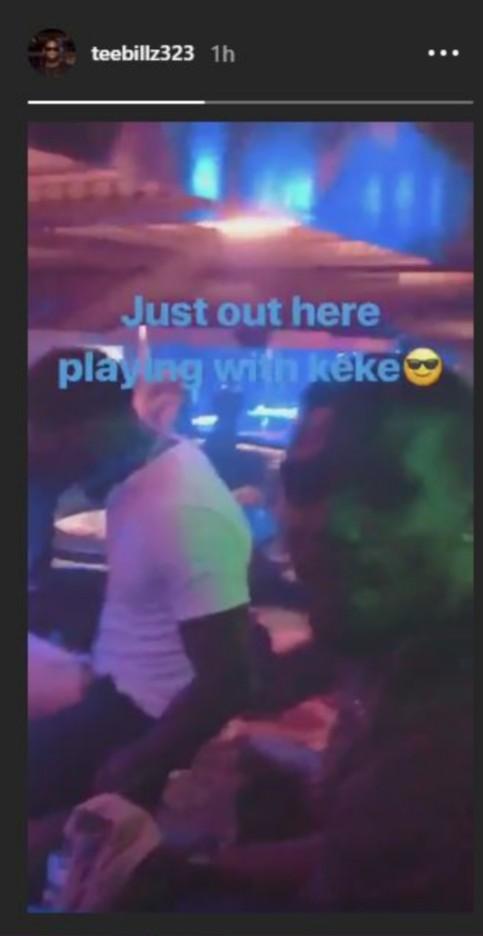 Tiwa Savage's Estranged Husband Teebillz Hits The Nude Strip Club (5)