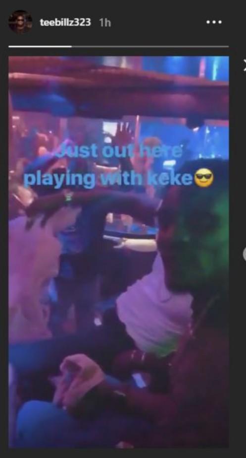 Tiwa Savage's Estranged Husband Teebillz Hits The Nude Strip Club (3)