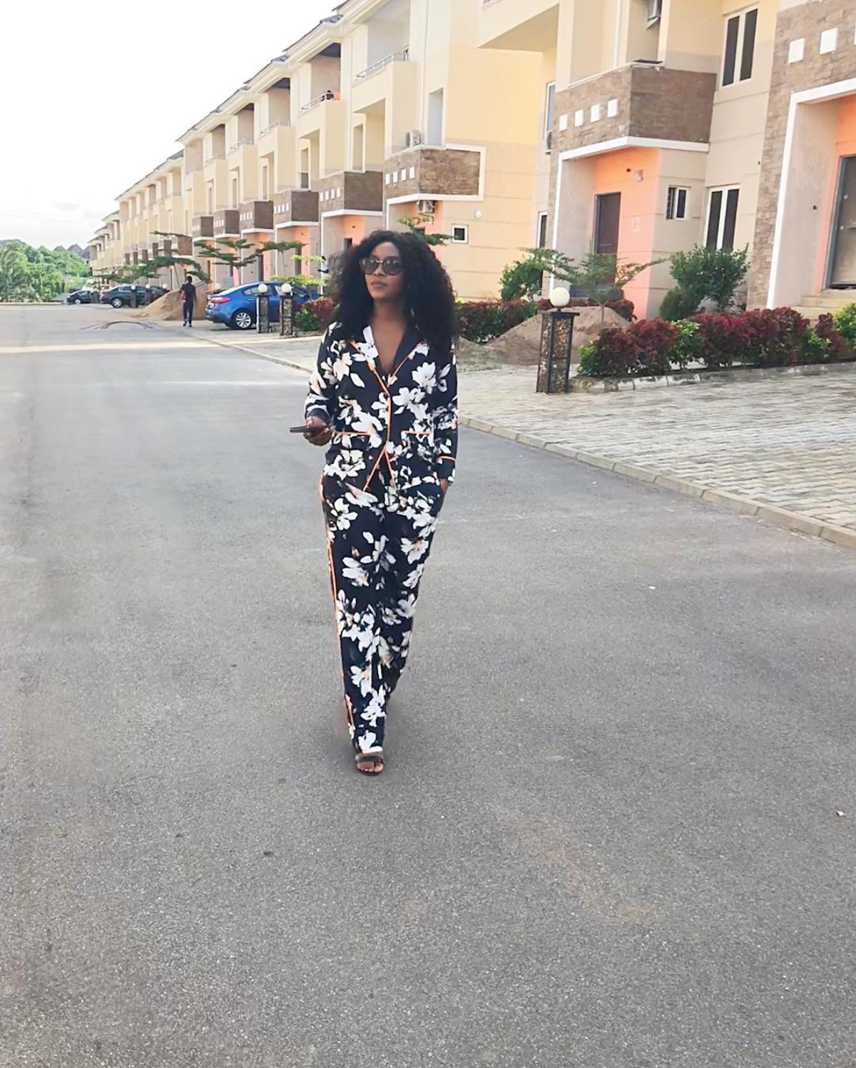 Genevieve Nnaji Completes Abuja Estate