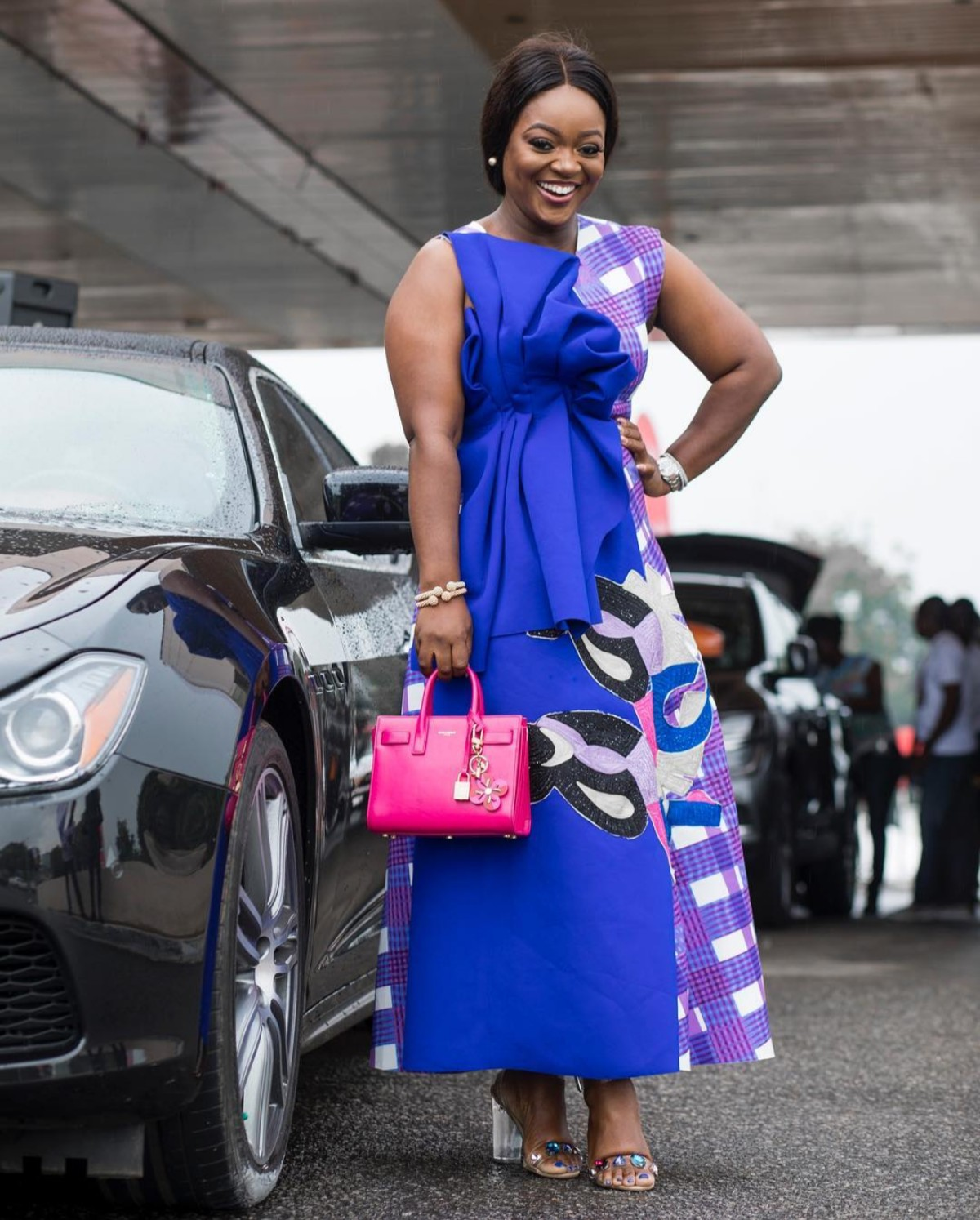 Jackie Appiah Honoured At The Legendary Awards (2)