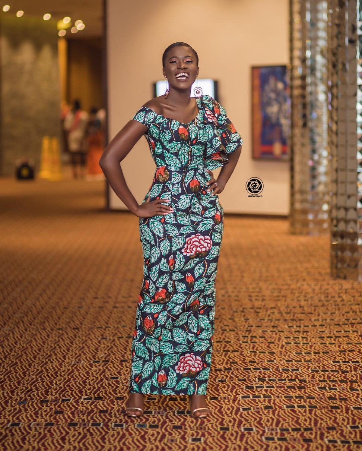 People Love Negative Stories About You Fella Makafui Says (2)
