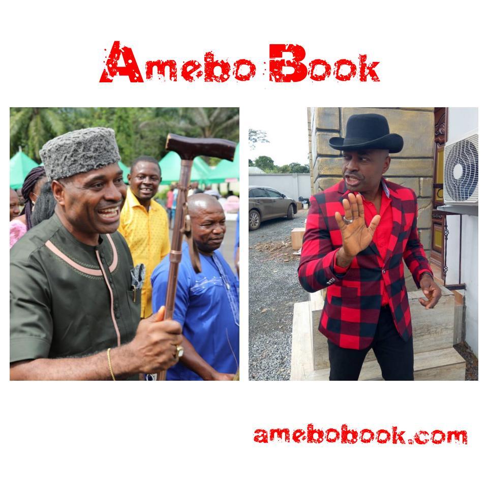 Nigerians Blast Kenneth Okonkwo For Supporting Buhari