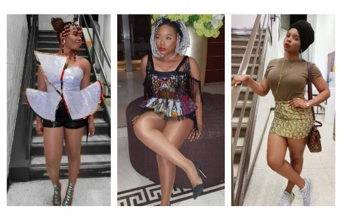 Yemi Alade Puts On Busty Display
