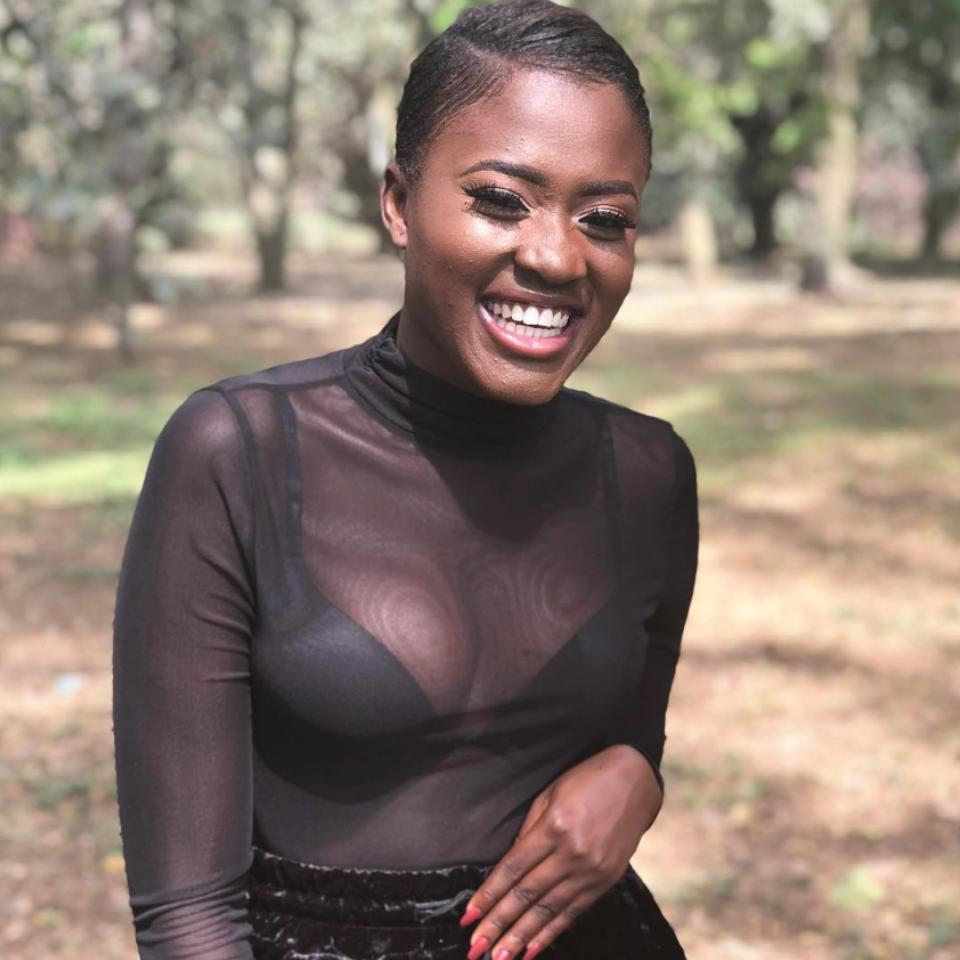 Birthday Girl Fella Makafui Shows Off House She's Building For Her Mother