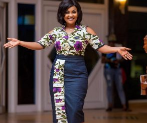 I Can't Worry About What You Say Because My Life Is A Blessing Nana Ama McBrown Says