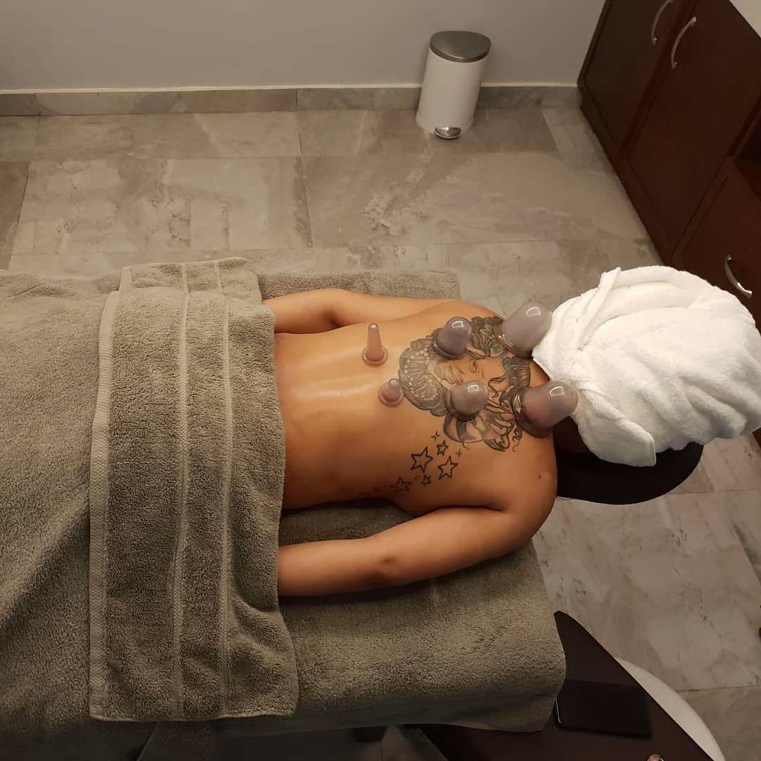 Tonto Dikeh Begins 6 Days Spa Retreat (2)