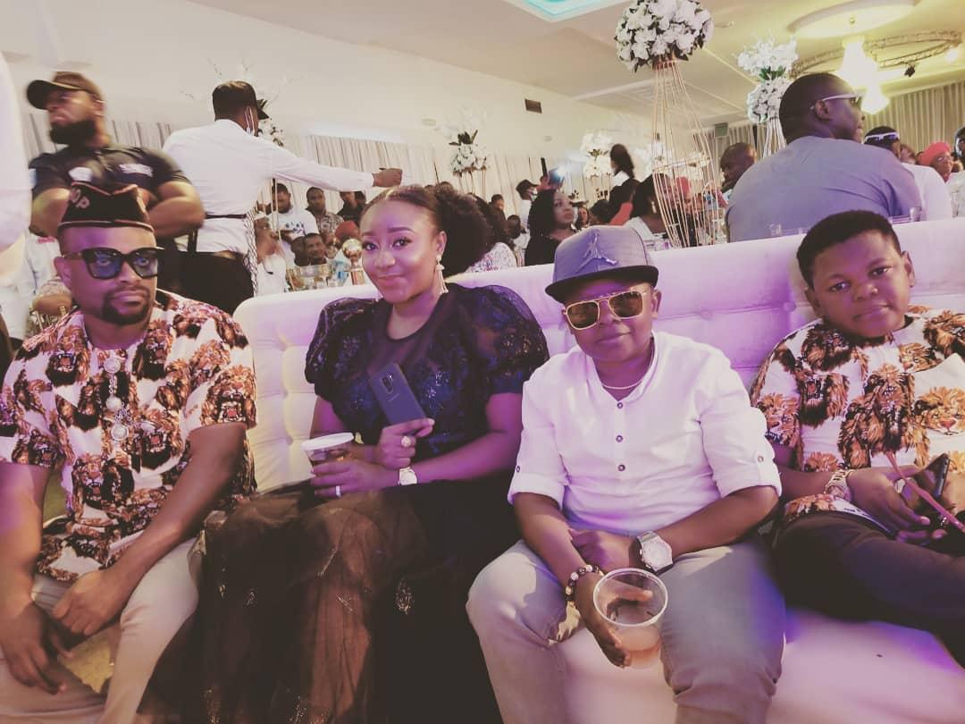 Ini Edo Pictured Alongside Chinedu Ikedieze And Osita Iheme With Okon Lagos (2)