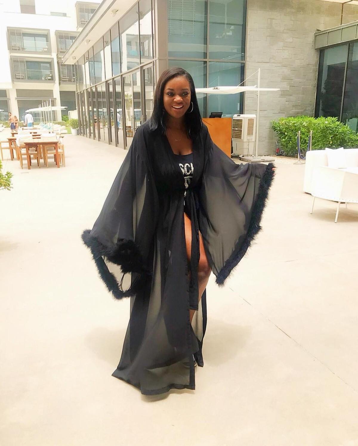 Jackie Appiah Is Gorgeous