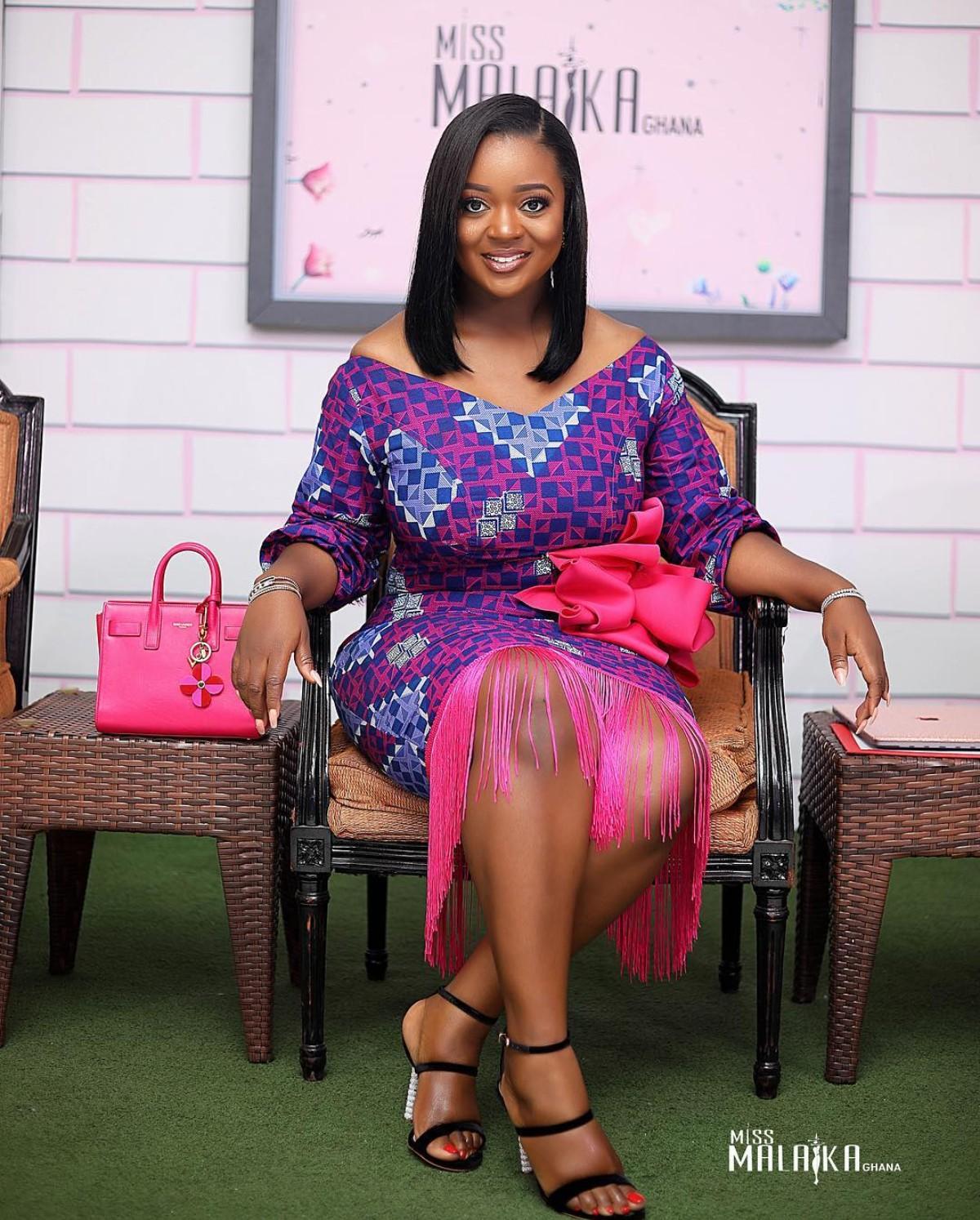 Jackie Appiah Miss Malaika Ghana