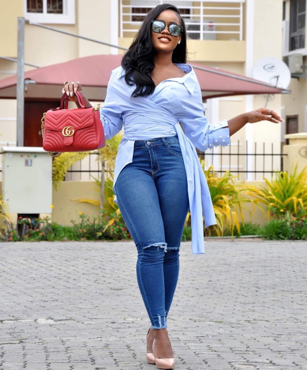 Cynthia Nwadiora Popularly Known As Cee-C