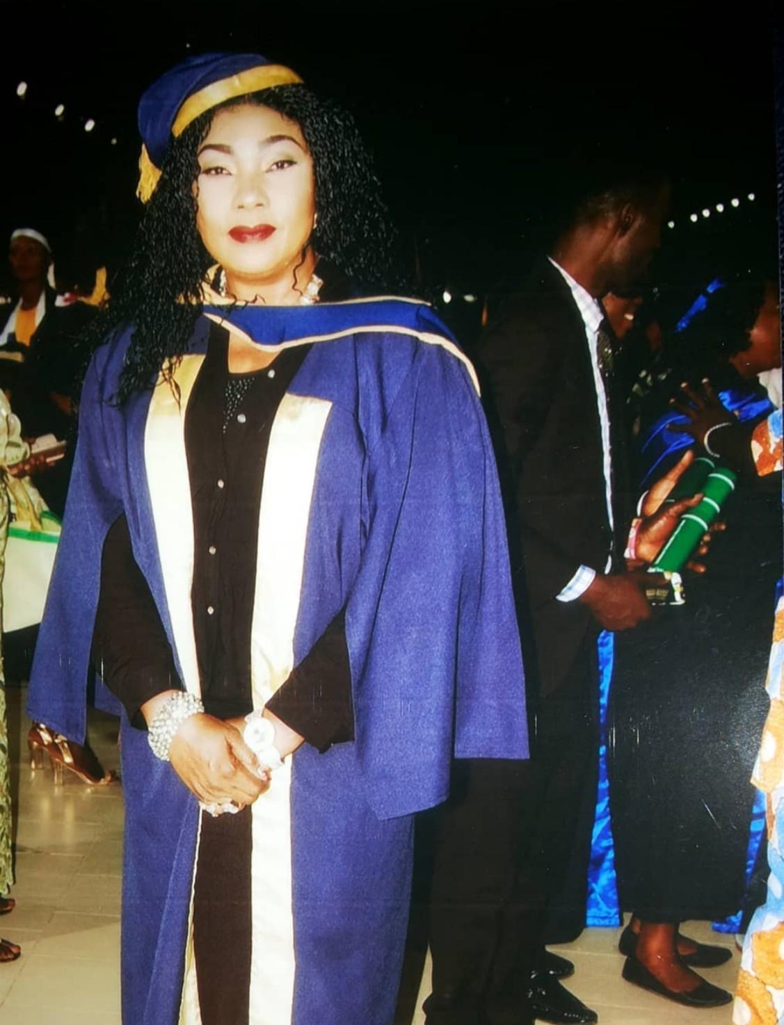 Eucharia Anunobi Bags Post Graduate Diploma In Pastoral And Leadership Course (2)