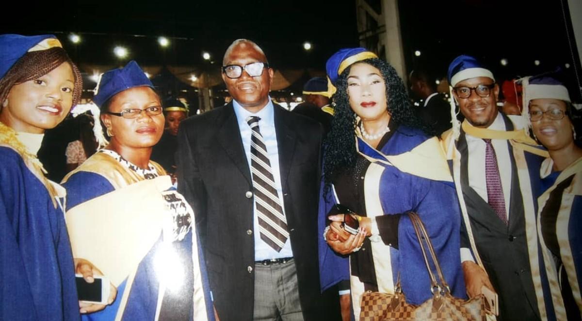 Eucharia Anunobi Bags Post Graduate Diploma In Pastoral And Leadership Course
