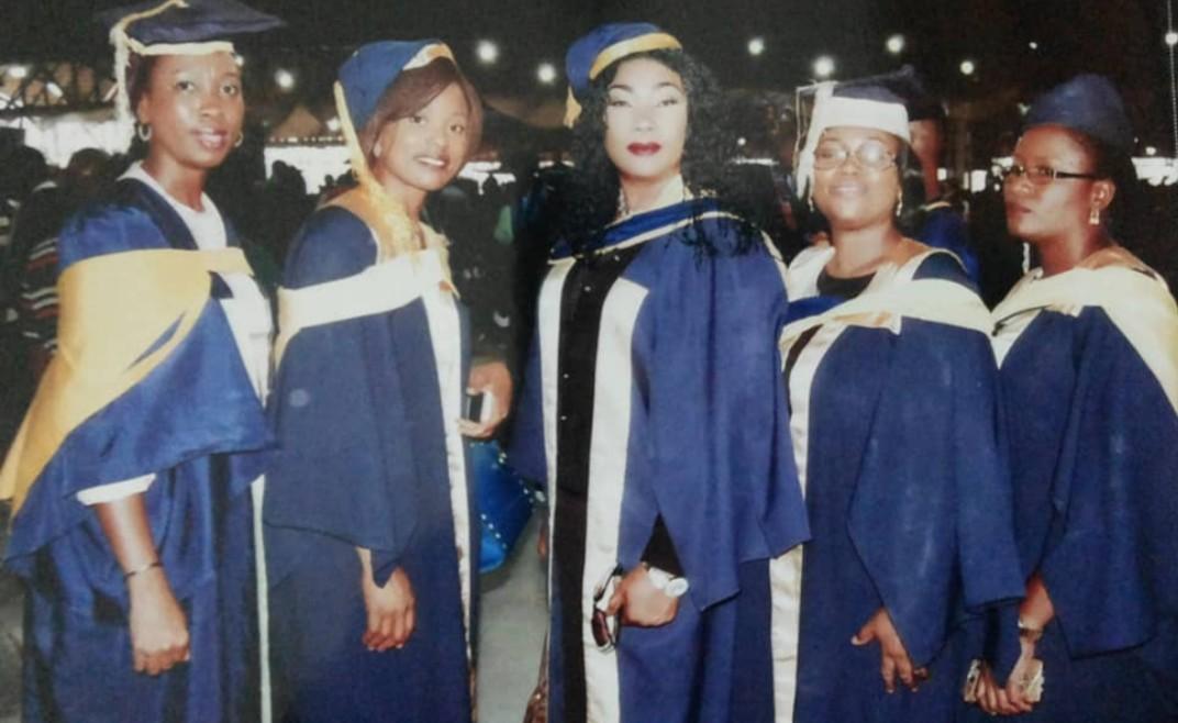 Eucharia Anunobi Bags Post Graduate Diploma In Pastoral And Leadership Course (3)