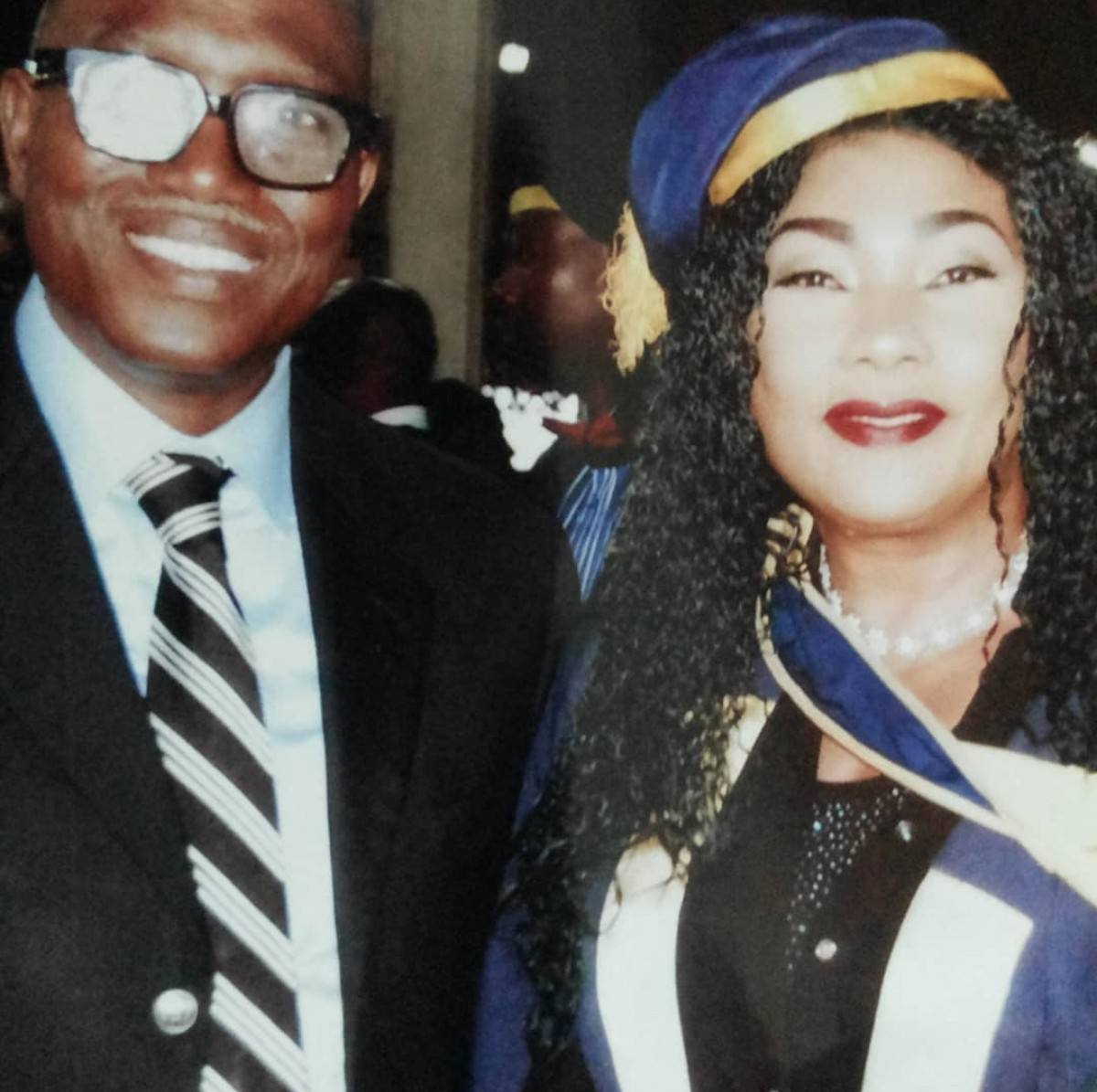Eucharia Anunobi Bags Post Graduate Diploma In Pastoral And Leadership Course (4)
