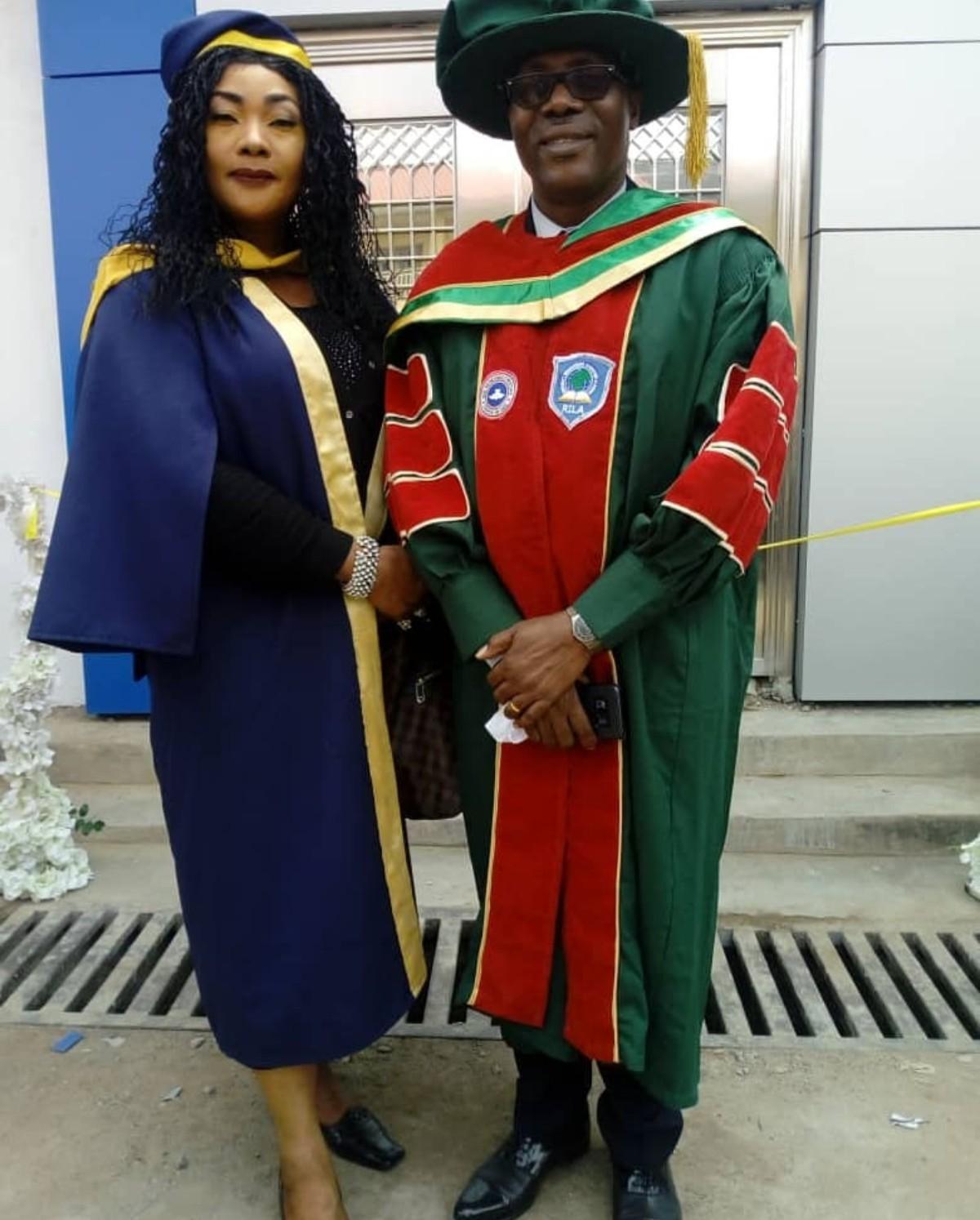 Eucharia Anunobi Bags Post Graduate Diploma In Pastoral And Leadership Course (7)