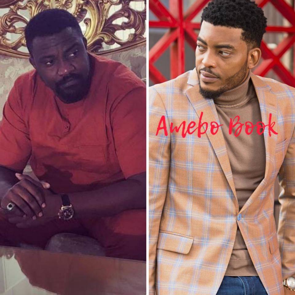 I Am Not Like John Dumelo Who Messed Around With Ladies Before He Got Married