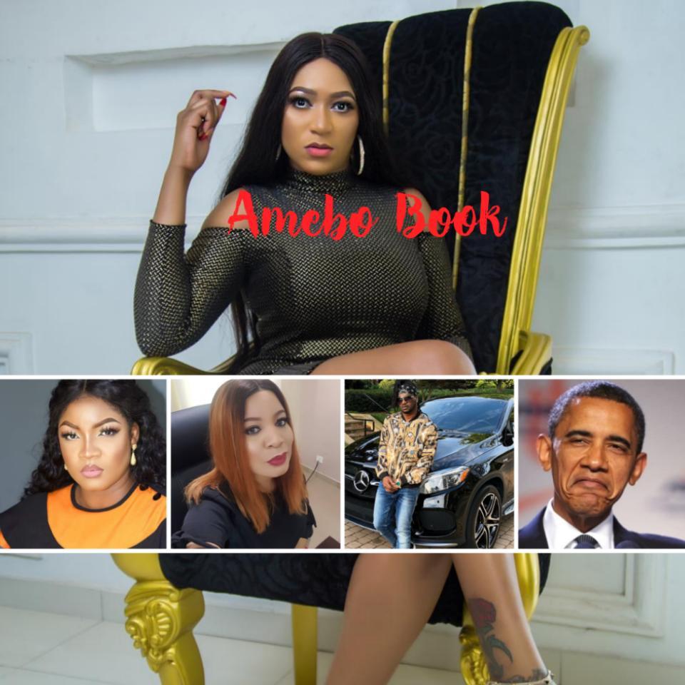 Omotola Jalade And Paul Okoye Support Idea Barack Obama Should Be Hired To Rule Nigeria