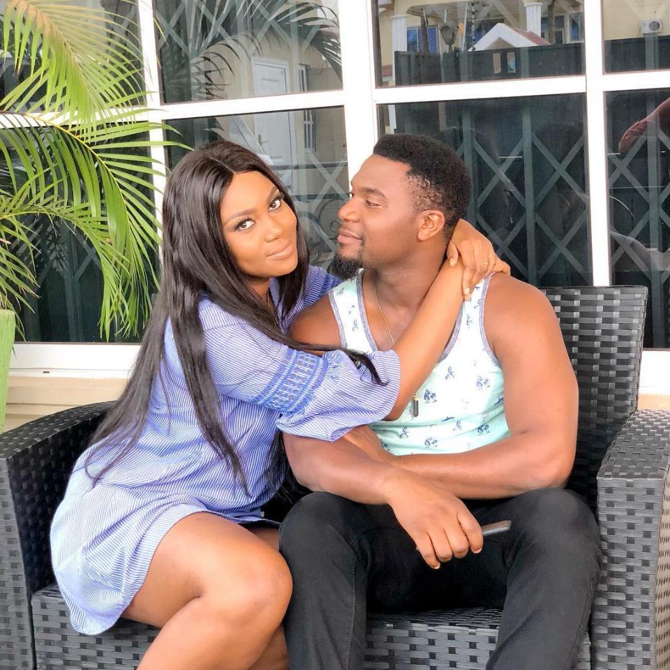 Yvonne Nelson Married To Kunle Remi