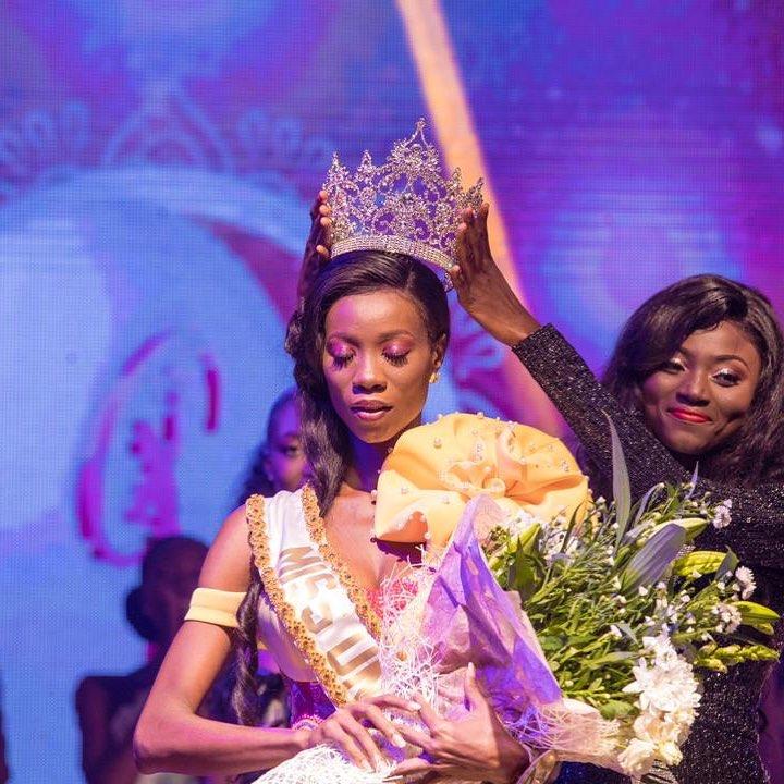 Akpene Diata Hoggar Wins 2018 Miss Universe Ghana