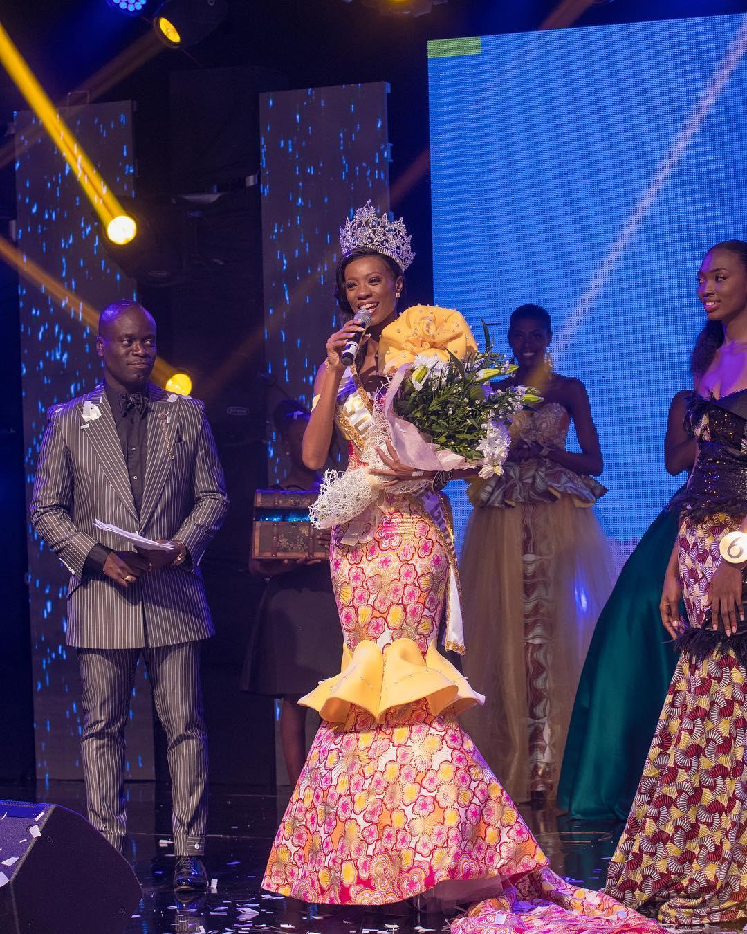 Akpene Diata Hoggar Wins 2018 Miss Universe Ghana (2)