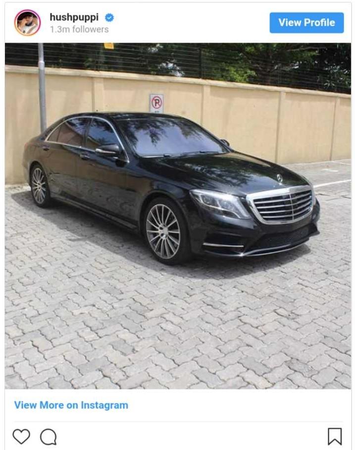 Hushpuppi Mocked For Advertising Car For Sale (2)