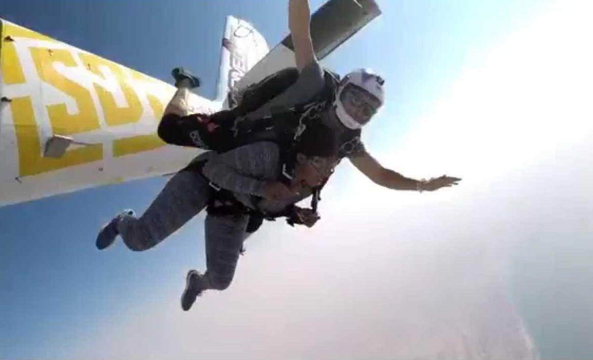 Rukky Sanda Skydives (3)