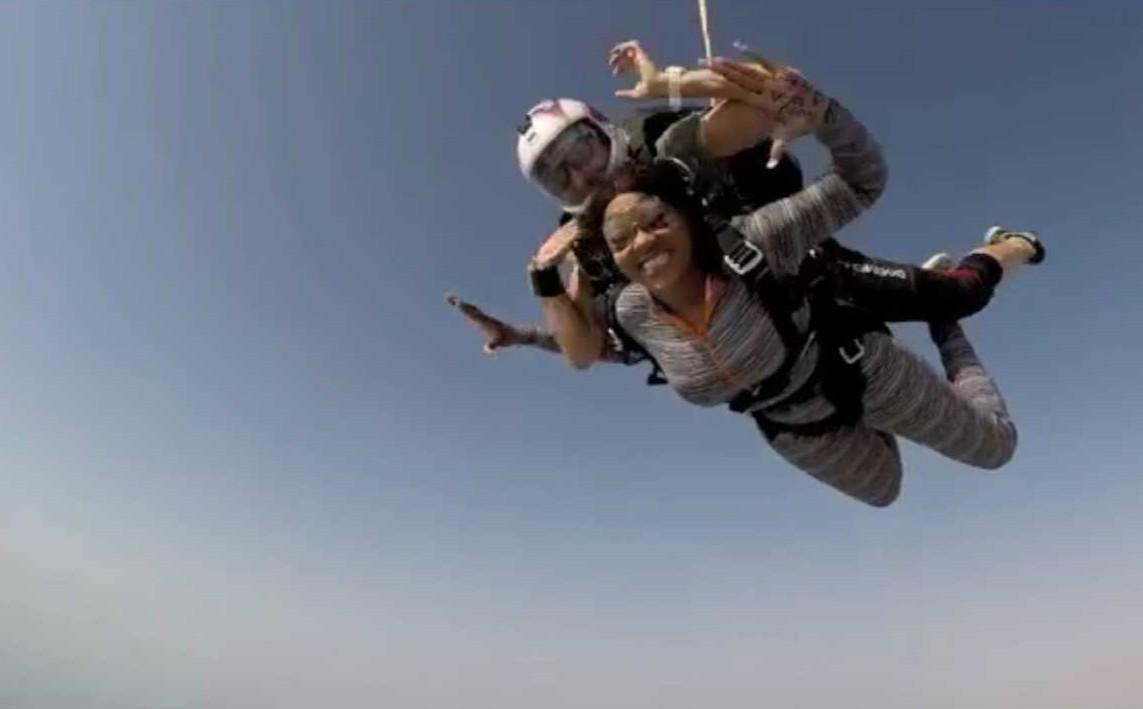 Rukky Sanda Skydives (5)
