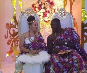 Pastor Chris Daughter Traditional Wedding To Philip Frimpong