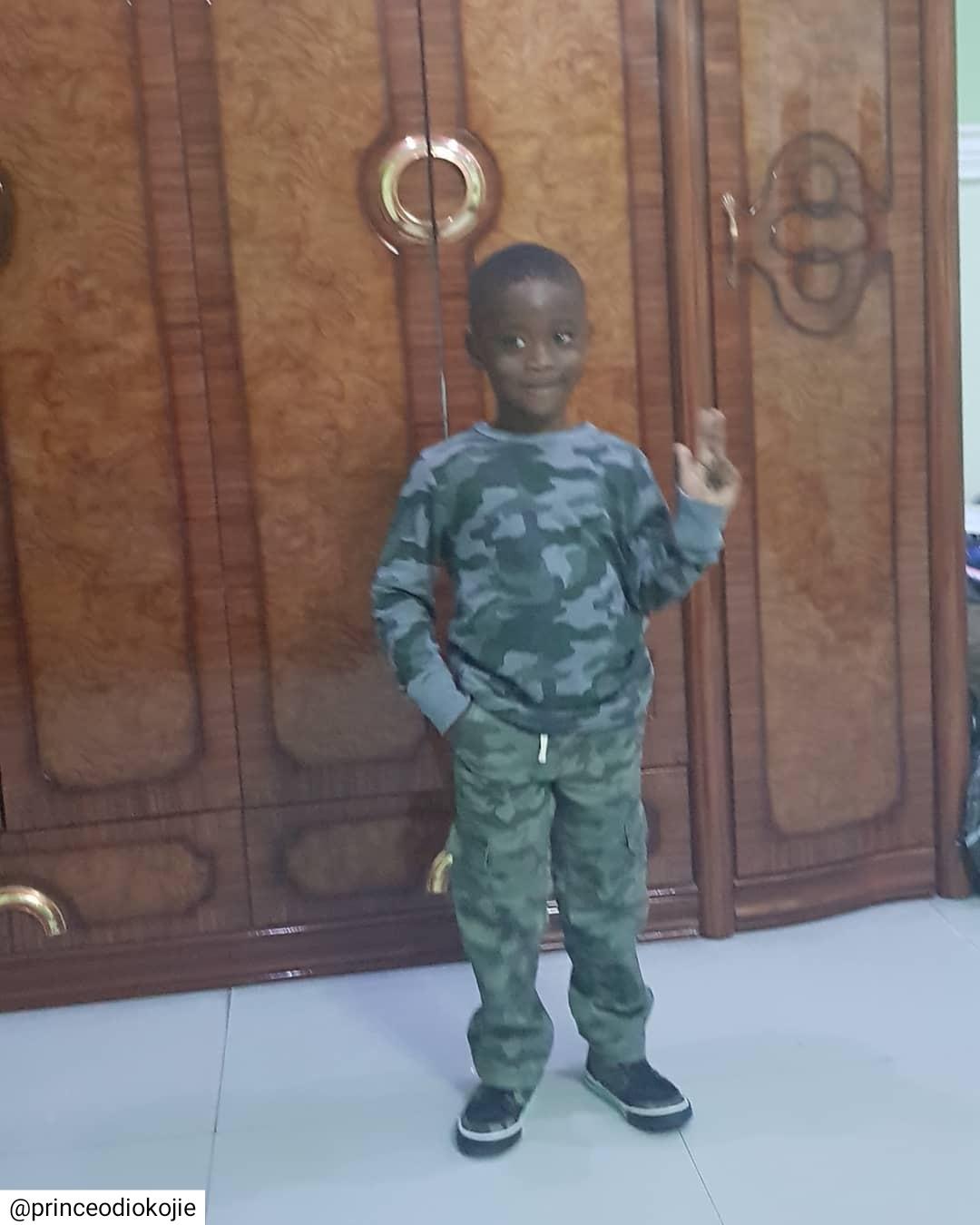 Mercy Johnson And Prince Odi Okojie Celebrate Son Henry's 4th Birthday (4)