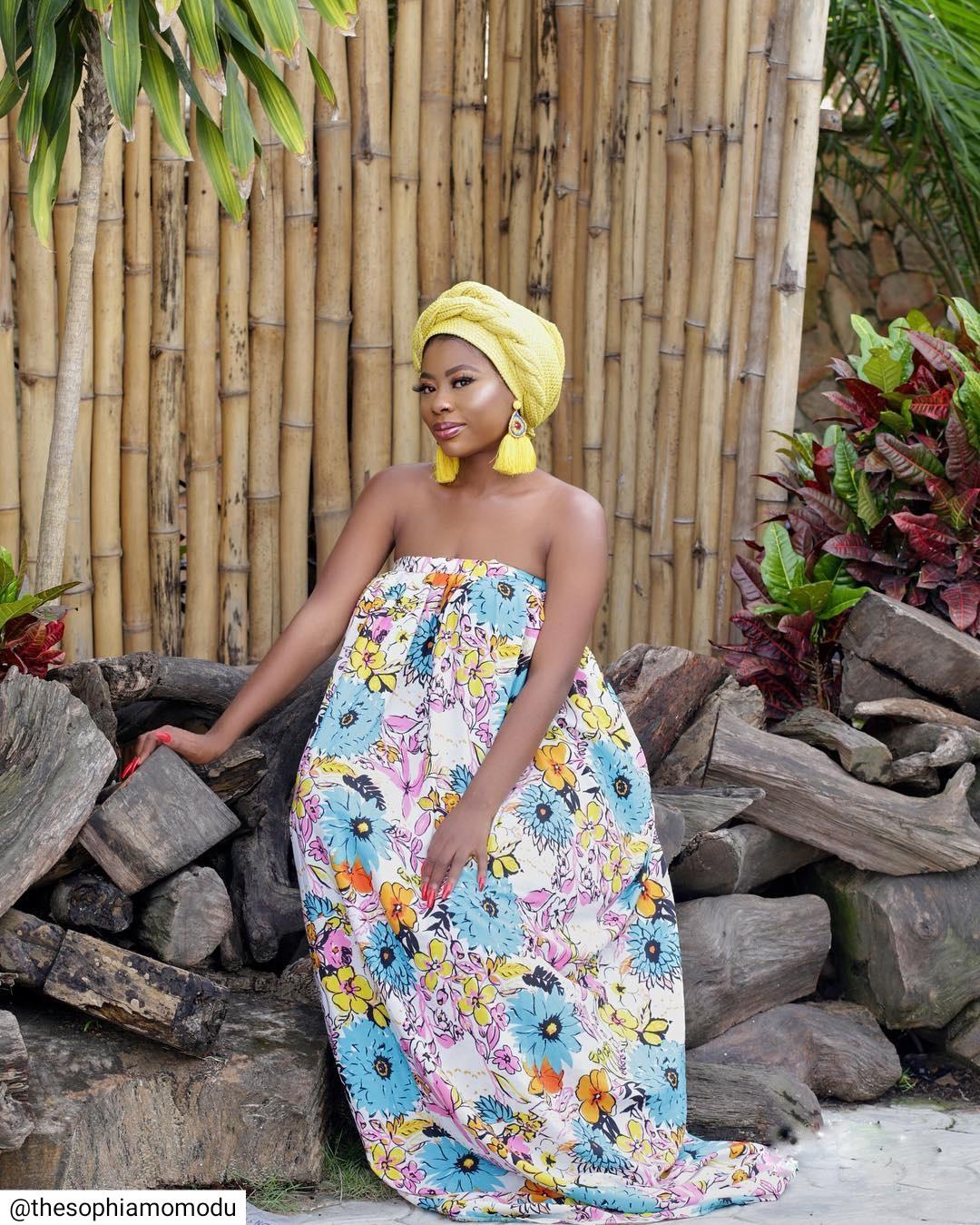 Sophia Momodu At The Nike Art Gallery (5)