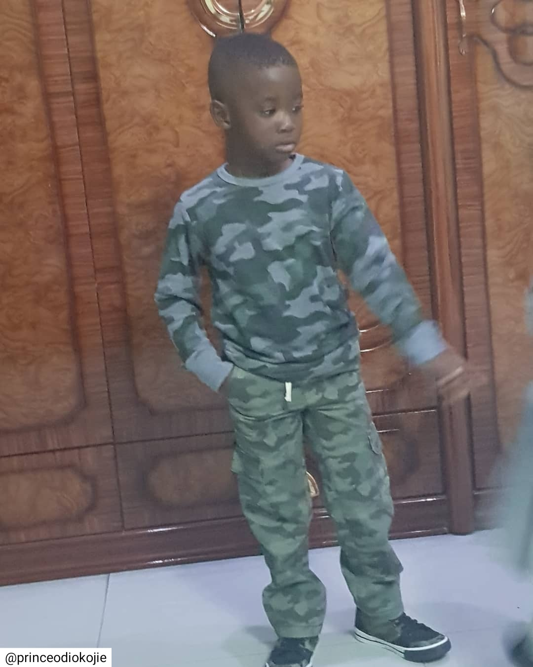 Mercy Johnson And Prince Odi Okojie Celebrate Son Henry's 4th Birthday (5)