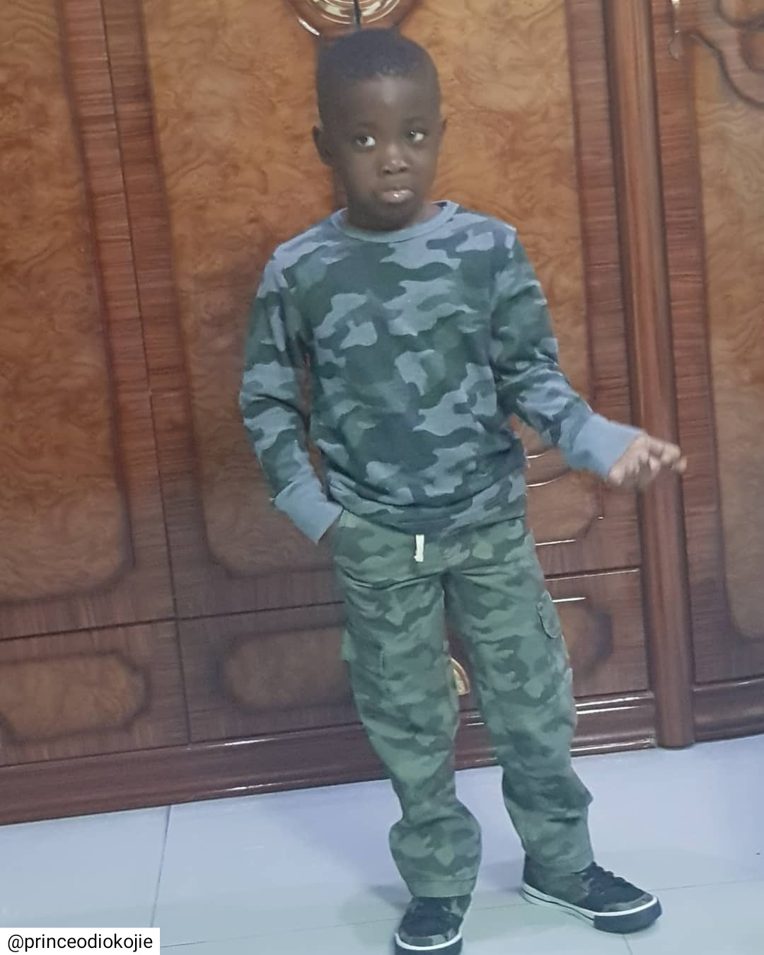 Mercy Johnson And Prince Odi Okojie Celebrate Son Henry's 4th Birthday (3)