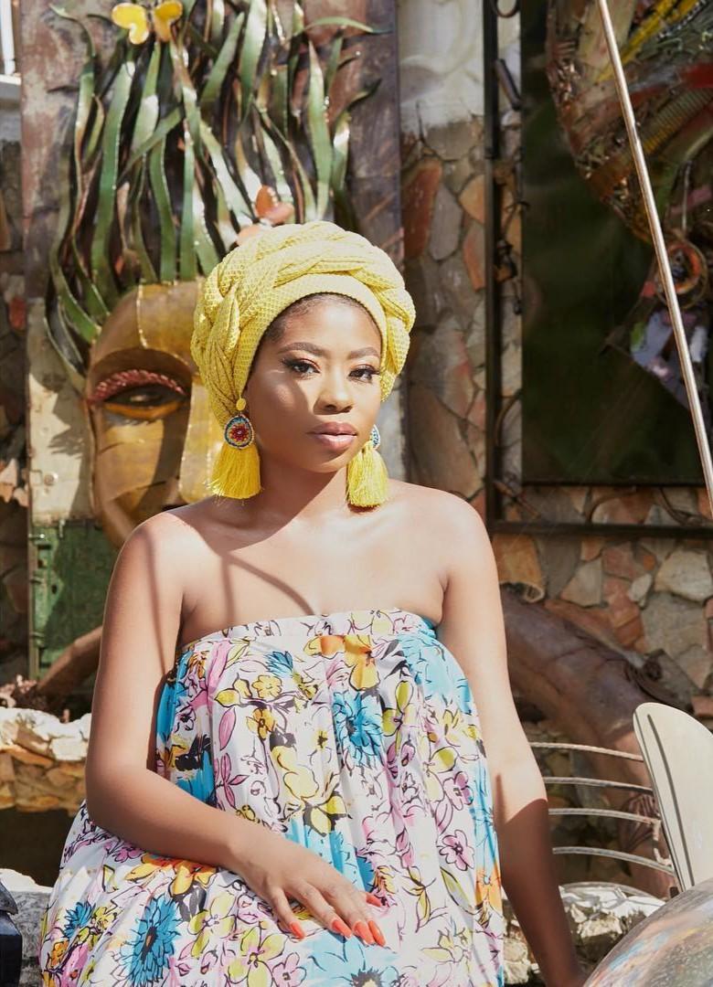 Sophia Momodu At The Nike Art Gallery (6)