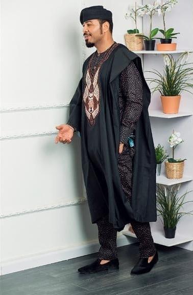 Ramsey Nouah Wearing Agbada (2)