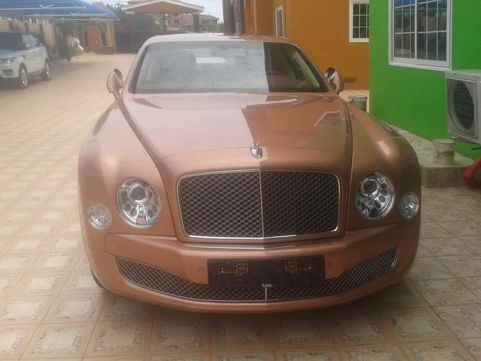 Obinim Buys Brand New Rolls Royce Ghost And G-Wagon (4)