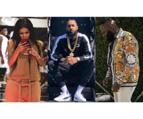 Teyana Taylor Salutes Rick Ross For Nipsey Hussle On Port Of Miami 2